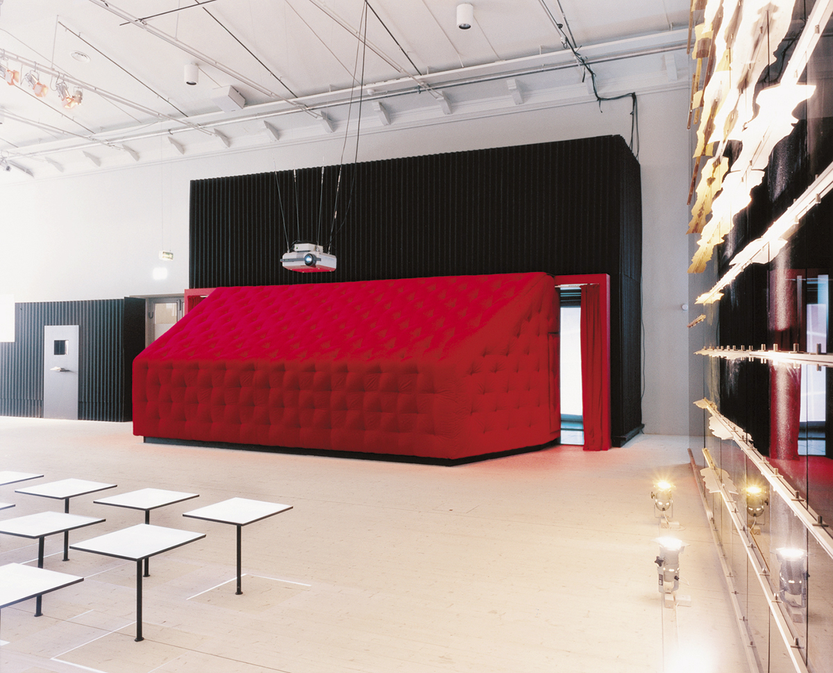 Utställningsformgivning Arkitekturmuseet